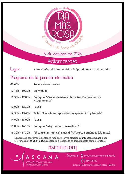 Jornada Día Más Rosa