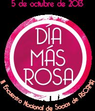 Logotipo Día Más Rosa